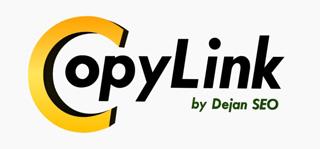 CopyLink Logo