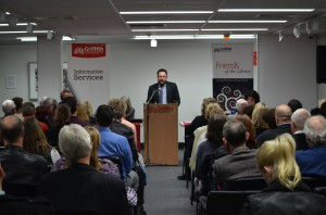 Michael Blumenstein & Audience