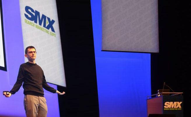 Dan Petrovic at SMX
