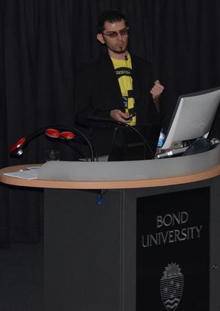 Dan Bond University