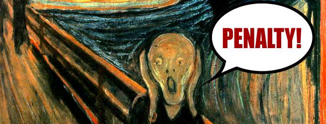 Scream: Penalty!