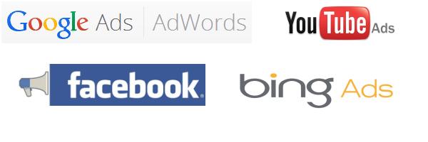 ad platform logos