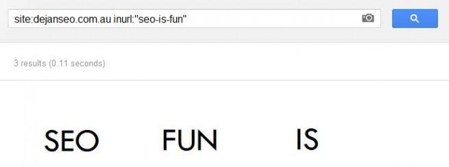 SEO is Fun