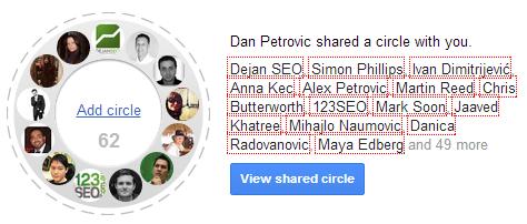 Circle Share