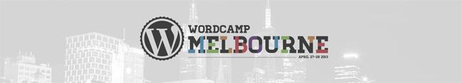 WordPress Camp Melbourne 2013