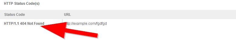 Mozbar 404 status code