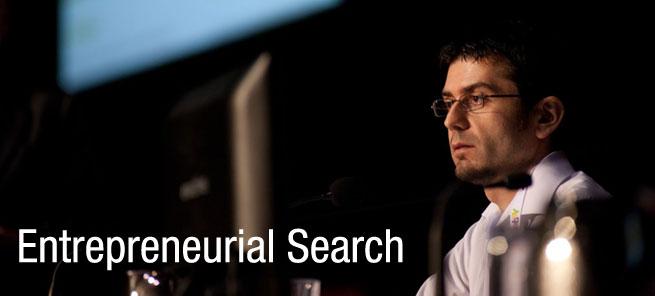 Entrepreneurial Search